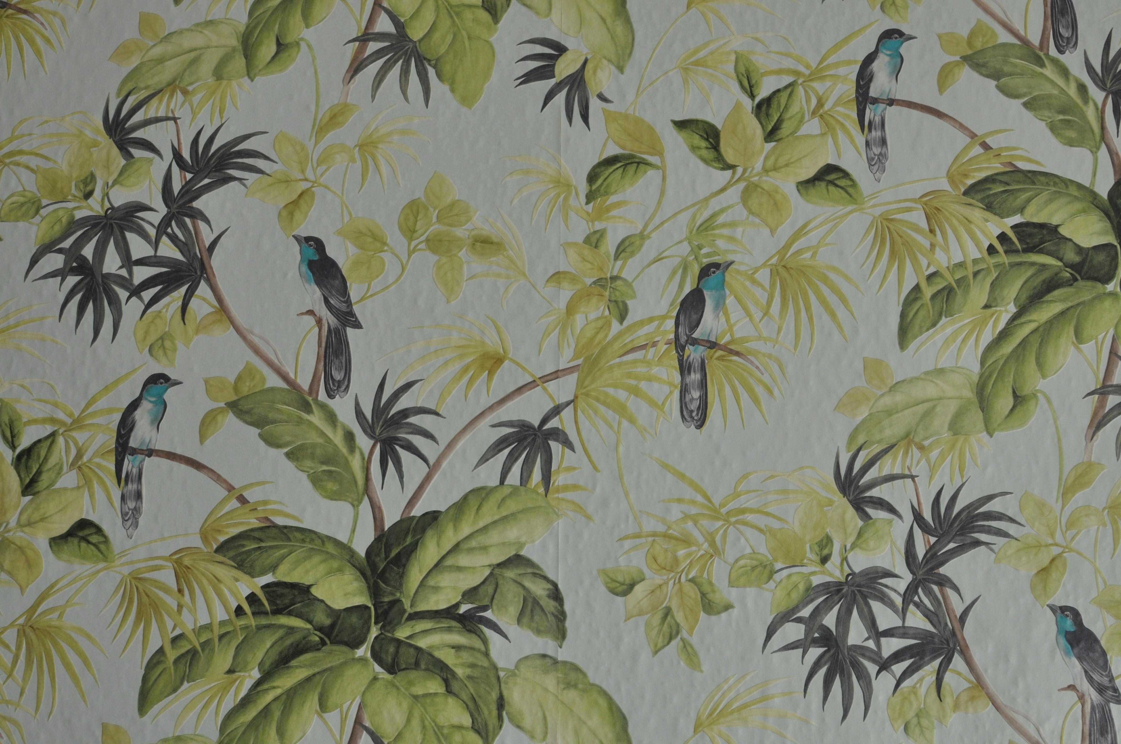 wand make over jungle fever karmakaleidoskop. Black Bedroom Furniture Sets. Home Design Ideas
